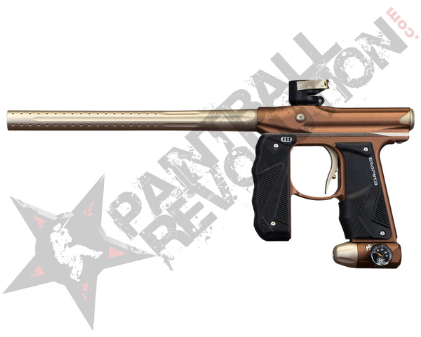 Empire Mini GS Paintball Marker Gun Dust Brown Dust Bronze