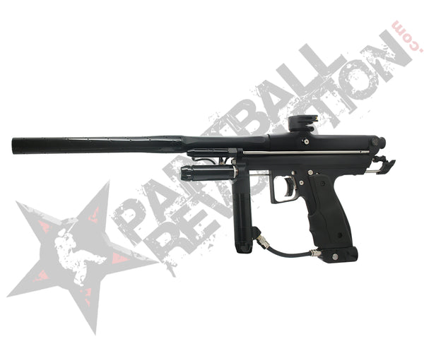 Inception Designs Retro Sleeper AC Paintball Marker Gun Matte Black 45 Frame