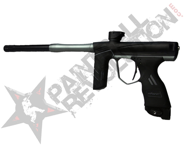 USED Dye Precision DSR Paintball Marker Gun Black Grey
