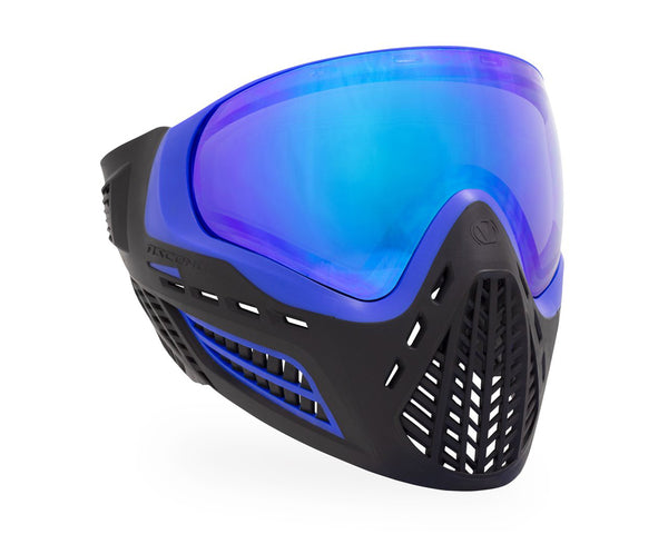 Virtue VIO Ascend Paintball Goggles Mask Blue Ice