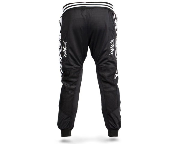 HK Army TRK Paintball Jogger Pants HK Stripe Black Size Large (30-34)