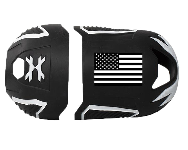 HK Army Vice FC Tank Cover USA Black White
