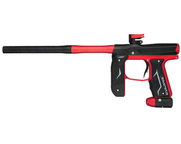 Empire Axe 2.0 Paintball Gun Marker Dust Black Dust Red