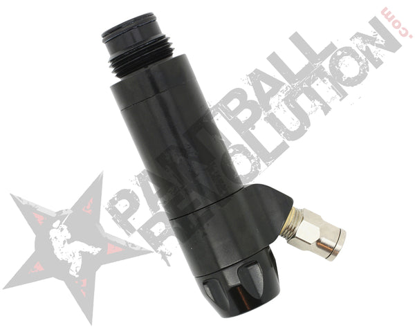 Inception Designs HPR High Pressure Regulator V.2 Polish Black