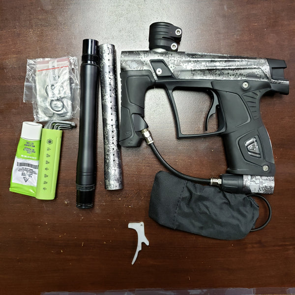 USED Planet Eclipse Gtek Paintball Marker Gun HDE Urban w OLED