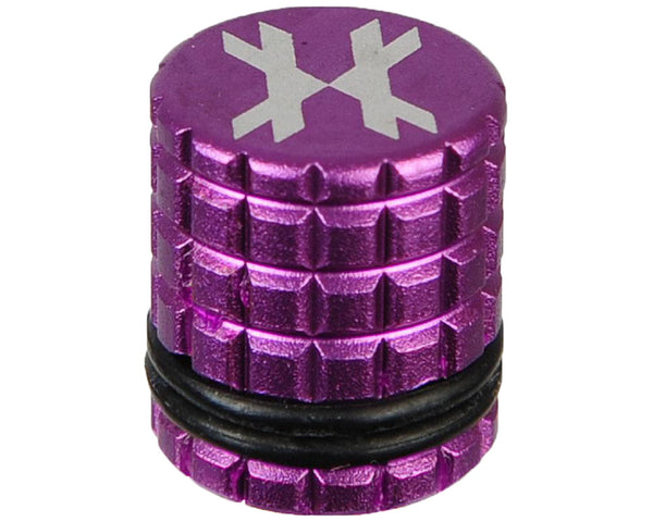 HK Army Paintball Fill Nipple Cover Purple