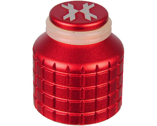 HK Army Paintball Thread Guard Red