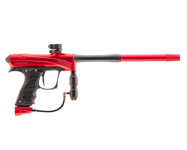 Dye Rize CZR Paintball Marker Gun Red Black