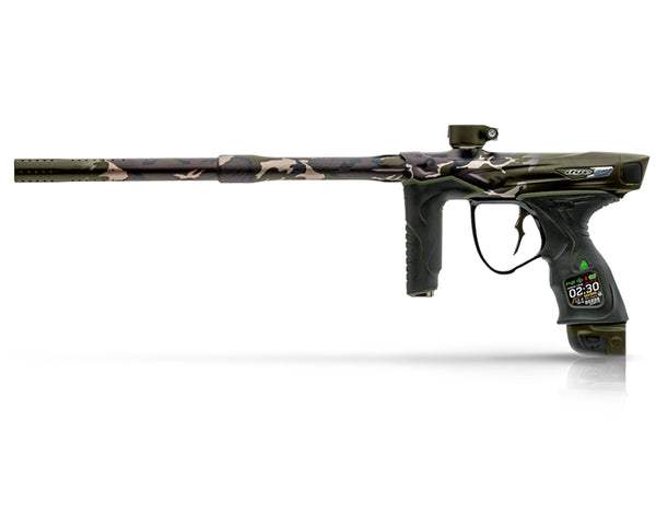 Dye Precision M3+ Paintball Marker Gun Woodland