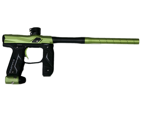 Empire Axe 2.0 Paintball Marker Gun Dust Lime Dust Black
