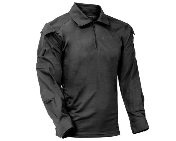 Tippmann Paintball Tactical TDU Shirt Black S