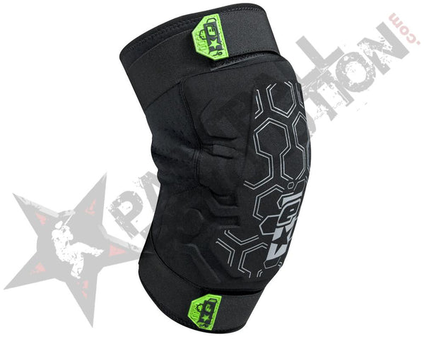 Planet Eclipse Overload Gen 1 Knee Pads Black Size S - S