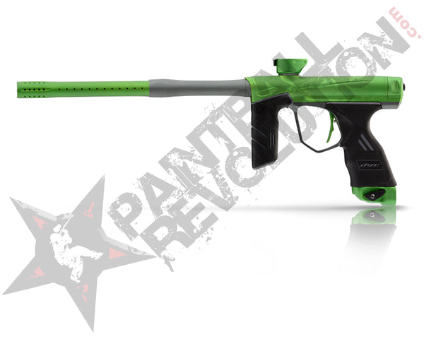 Dye Precision DSR Paintball Marker Gun Green Machine