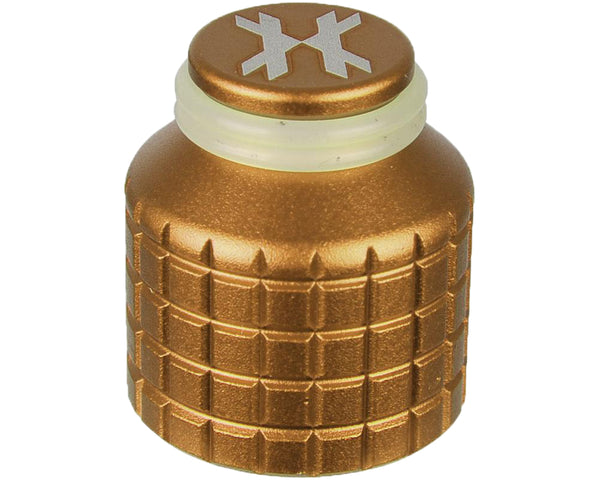HK Army Paintball Thread Guard Gold
