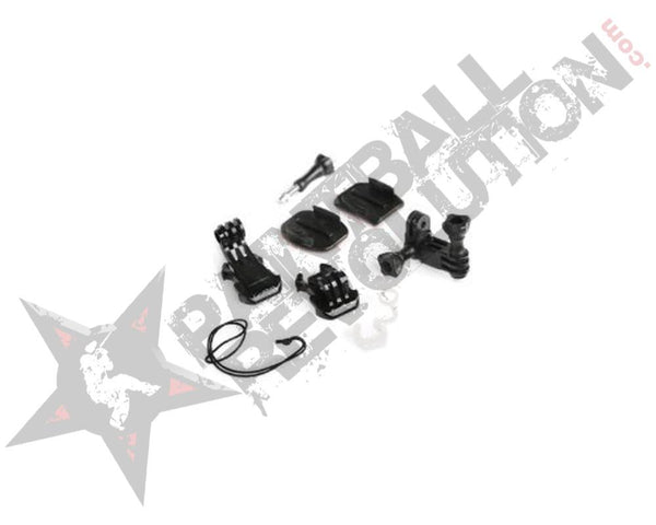 GoPro Grab Bag of Mounts AGBAG-001