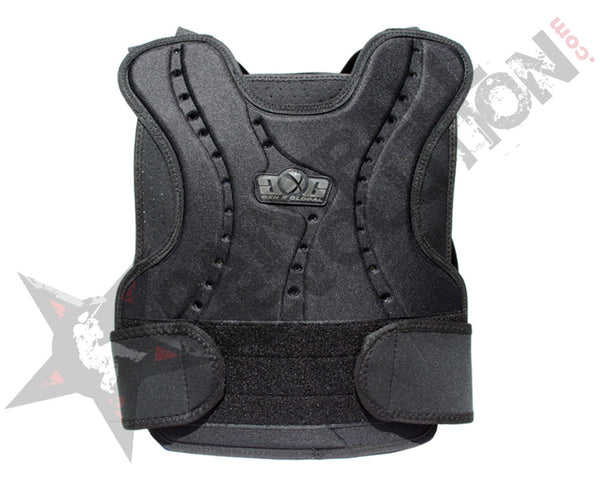 Gen X Global Paintball Chest Protector Black