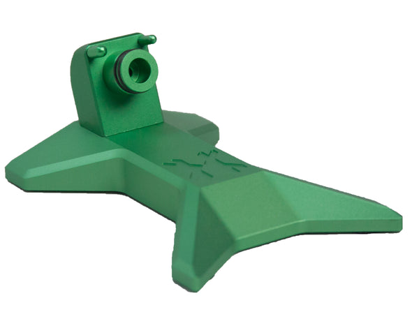 HK Army Paintball Gun Marker Stand Neon Green