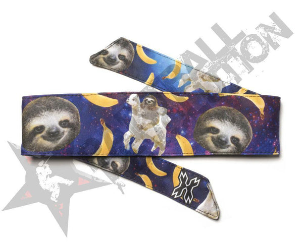 HK Army Headband Sloth Party