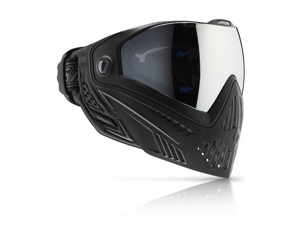 Dye Precision i5 Paintball Mask Goggles Onyx (Black Grey)