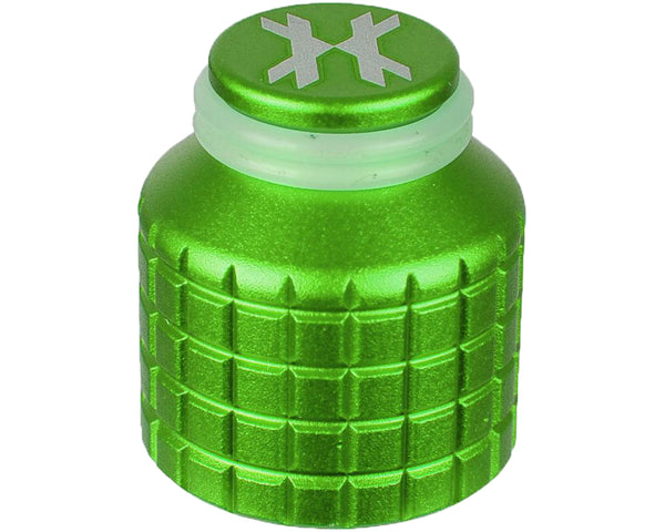 HK Army Paintball Thread Guard Neon Green