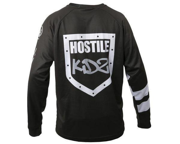HK Army Hostile DryFit Long Sleeve Black M