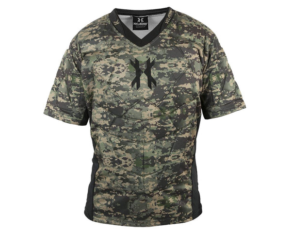 HK Army Crash Chest Protector Camo M/L