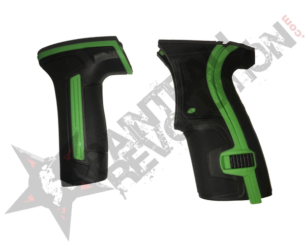 Planet Eclipse Geo CS2/1.5/1 Rubber Grip Kit - Green