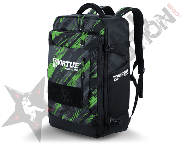 Virtue Gambler Backpack & Gear Bag Graphic Lime