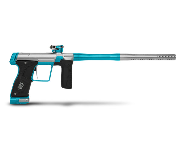 Planet Eclipse GTEK 170R Paintball Marker Gun Silver Blue