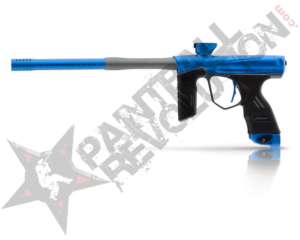 Dye Precision DSR Paintball Marker Gun Blue Line