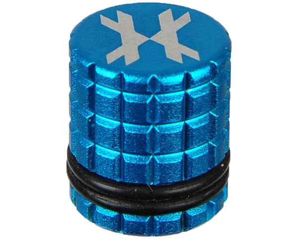 HK Army Paintball Fill Nipple Cover Blue