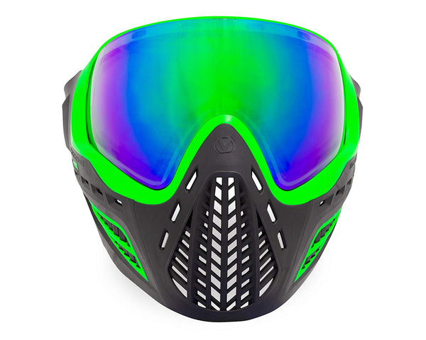 Virtue VIO Ascend Paintball Goggle Mask Lime Emerald