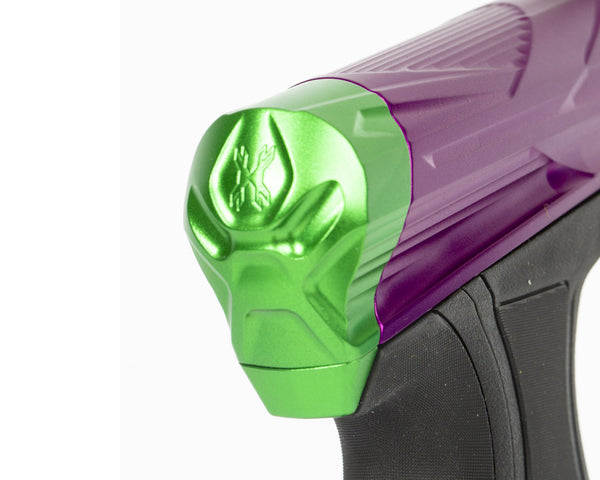 HK Army Planet Eclipse Invader CS2 Pro Paintball Marker Gun Slime Dust Purple Neon Green - FREE TANK W PURCHASE!