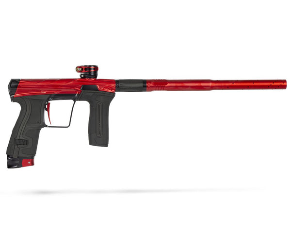 HK Army Planet Eclipse Invader CS2 Pro Paintball Marker Gun Scorch Dust Red Black
