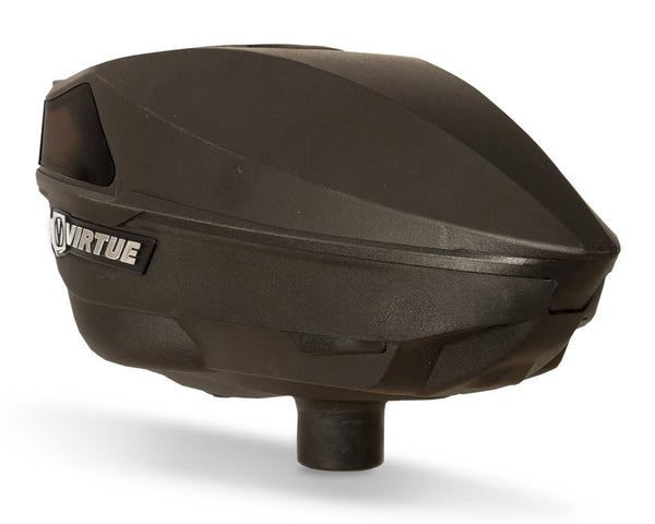 Virtue Spire IV Paintball Hopper Loader Black