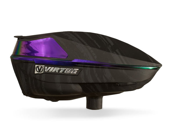 Virtue Spire IV Paintball Hopper Loader Graphic Amethyst - PREORDER