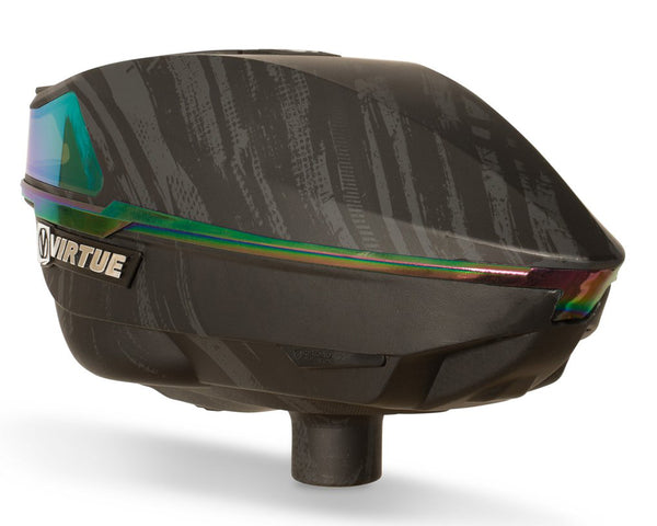 Virtue Spire IV Paintball Hopper Loader Graphic Emerald - PREORDER