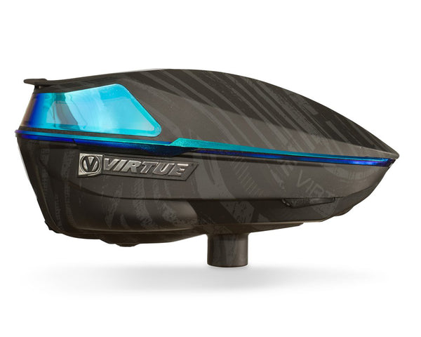 Virtue Spire IV Paintball Hopper Loader Graphic Ice