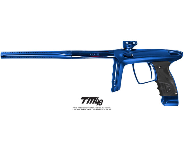 DLX Luxe TM40 Paintball Marker Gun Dust Blue Gloss Blue - PREORDER