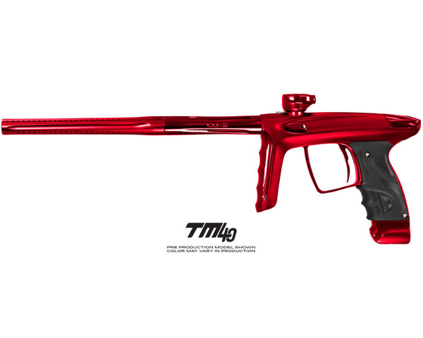 DLX Luxe TM40 Paintball Marker Gun Dust Red Gloss Red - PREORDER
