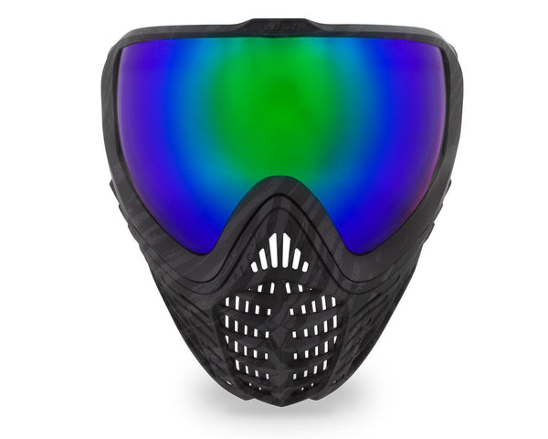 Virtue VIO Contour II Paintball Goggle Mask Graphic Black Emerald