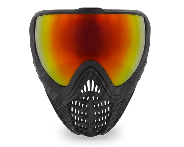 Virtue VIO Contour II Paintball Goggle Mask Graphic Black Fire