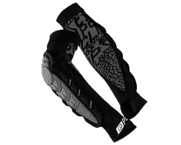 Planet Eclipse HD Core Paintball Elbow Pads FANTM Shade XL