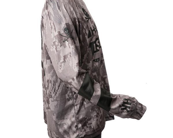 HK Army Hostile DryFit Long Sleeve Camo 3XL