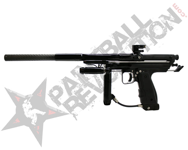 Inception Designs Retro FLE Paintball Marker Gun Polish Black 45 Frame