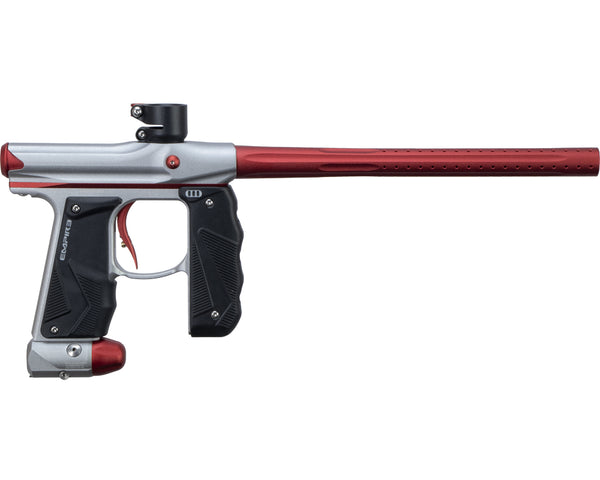 Empire Mini GS Paintball Marker Dust Grey Dark Red