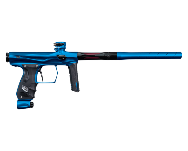 SP Shocker AMP Paintball Marker Gun Blue - IN STOCK