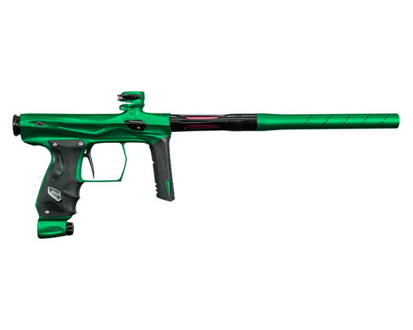 SP Shocker AMP Paintball Marker Gun Green - IN STOCK