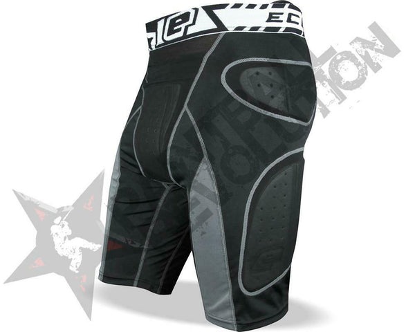 Planet Eclipse Overload Gen 2 Slide Shorts Black - S - S - S - S
