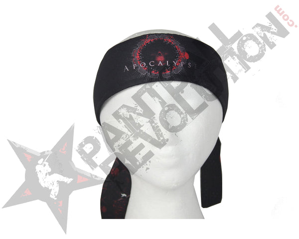 Paintball Revolution Headband Apocolypse